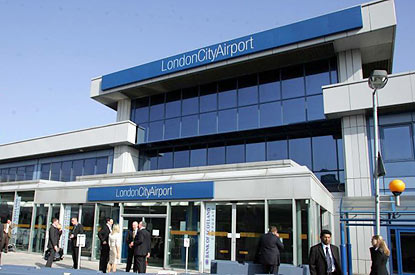 fahrt stansted london city